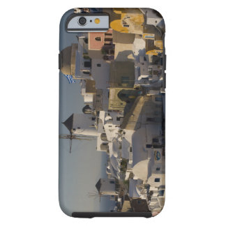 Greece and Greek Island of Santorini town of Oia Tough iPhone 6 Case