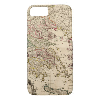 Greece and Macedonia iPhone 7 Case