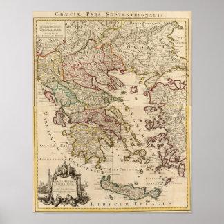 Greece and Macedonia Poster