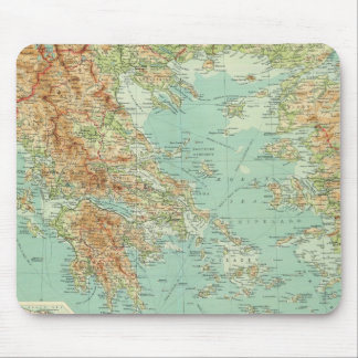 Greece and the Aegean Mouse Pad