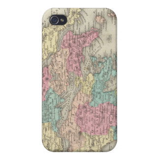 Greece And The Ionian Republic Cases For iPhone 4
