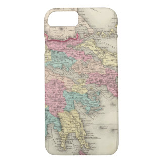 Greece And The Ionian Republic iPhone 7 Case