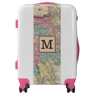 Greece And The Ionian Republic | Monogram Luggage