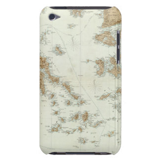 Greece and Turkey Barely There iPod Cases
