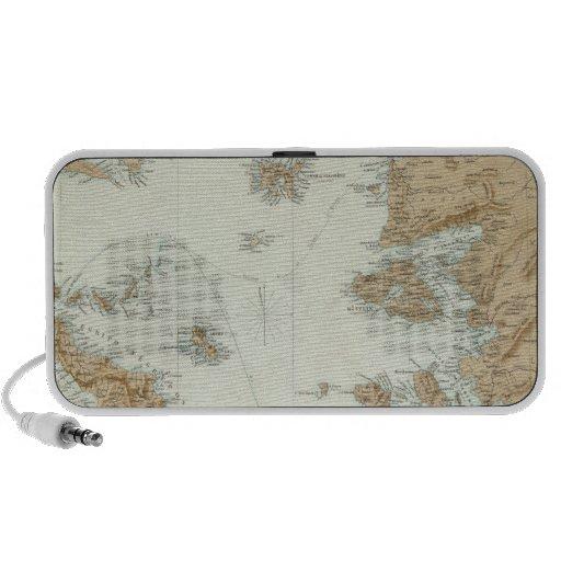 Greece and Turkey Laptop Speaker