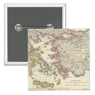 Greece, Asia Minor Button