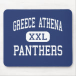 Greece Athena Panthers Middle Rochester Mousepads
