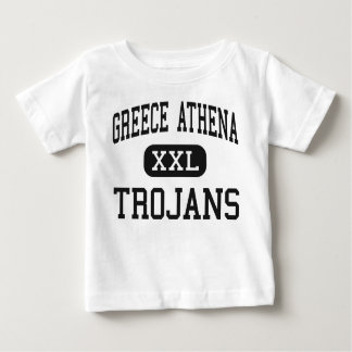 Greece Athena - Trojans - High - Rochester Baby T-Shirt