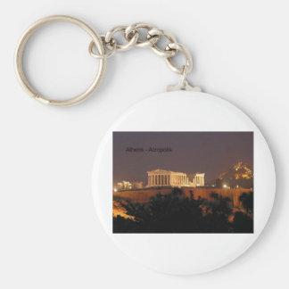 Greece - Athens - Acropolis by St K Key Chains