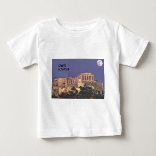 Greece Athens Akropolis Parthenon (St.K) Baby T-Shirt