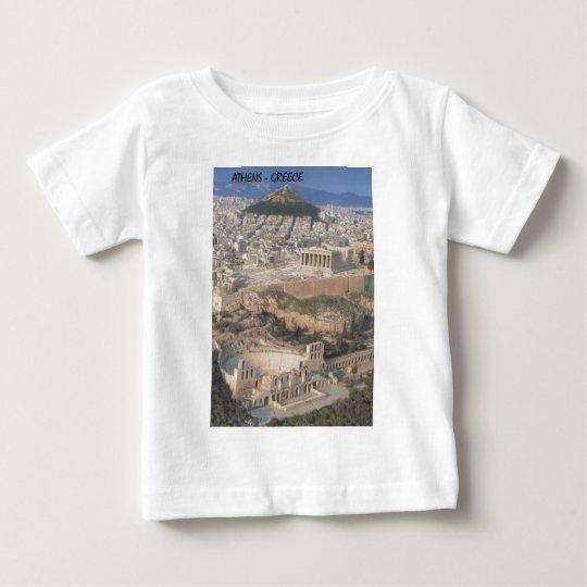 Greece Athens herodion Parthenon (St.K.) Baby T-Shirt