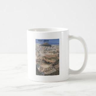 Greece Athens herodion Parthenon (St.K.) Coffee Mug