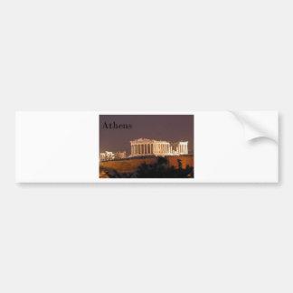 Greece Athens Parthenon (St.K) Bumper Sticker