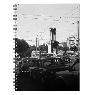 Greece Athens Syntagma Square 1970 Notebook