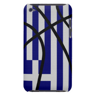 Greece Basketball iPod Touch Case