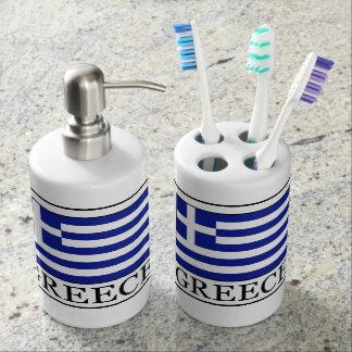 Greece Bath Set