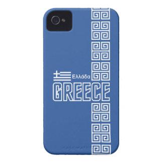 GREECE Blackberry Bold case, customizable iPhone 4 Case-Mate Case