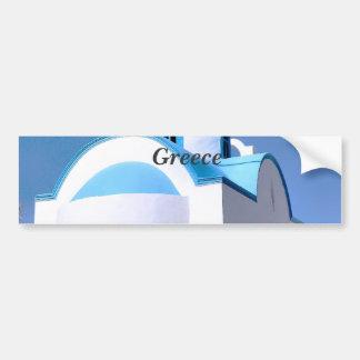 Greece Car Bumper Sticker