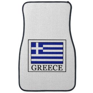 Greece Car Floor Mat