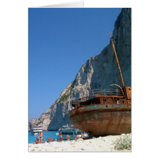 Greece Card