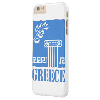 Greece Barely There iPhone 6 Plus Case