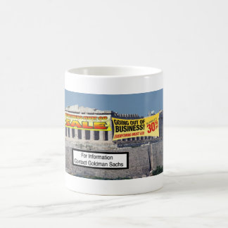 Greece Classic White Coffee Mug