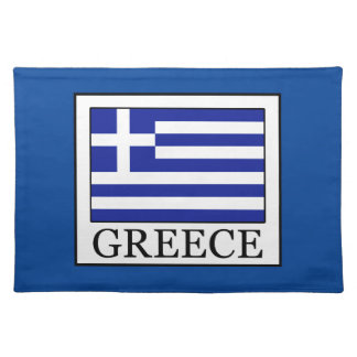 Greece Cloth Placemat