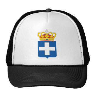 Greece Coat of Arms (1863-1924 and 1935-1973) Trucker Hat
