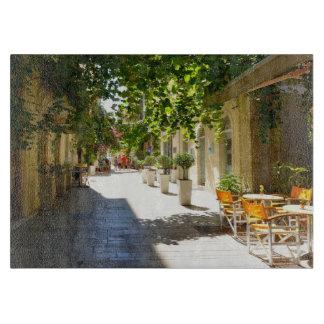 Greece Corfu Street, Cutting Boards