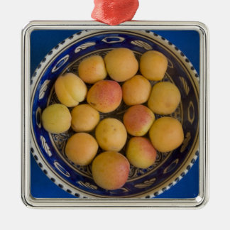Greece, Crete. A bowl of Mediterranean Metal Ornament