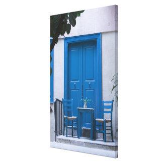 GREECE, CRETE, Hania Province, Hania: Venetian 4 Canvas Print