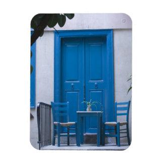 GREECE, CRETE, Hania Province, Hania: Venetian 4 Rectangular Photo Magnet