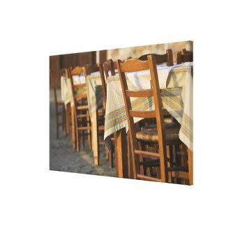 GREECE, CRETE, Hania Province, Hania: Venetian 5 Canvas Print