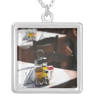 GREECE, CRETE, Rethymno Province, Rethymno: Old Personalized Necklace