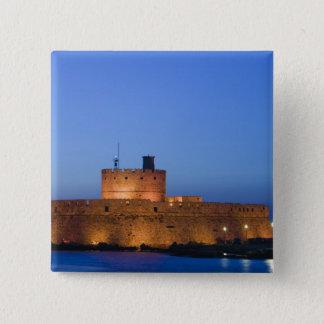 GREECE, Dodecanese Islands, RHODES, Rhodes Town: Button