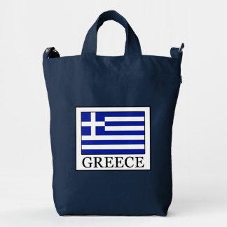 Greece Duck Bag