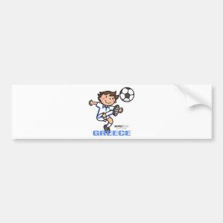 Greece - Euro 2012 Bumper Sticker