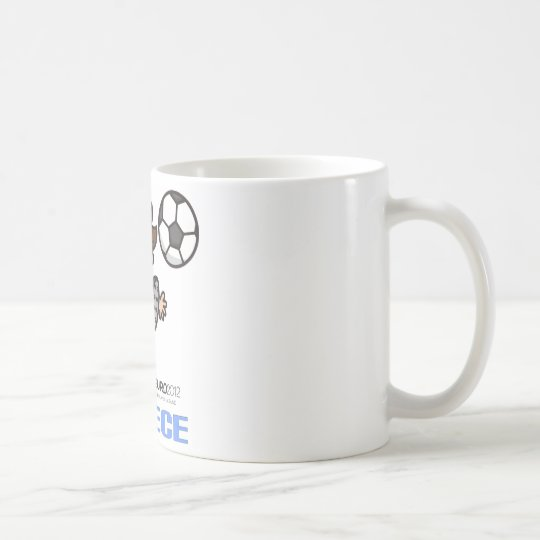 Greece - Euro 2012 Coffee Mug