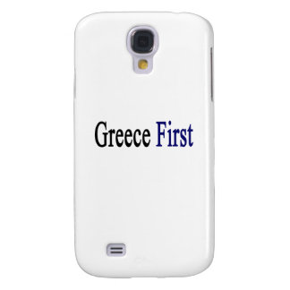 Greece First Samsung Galaxy S4 Cases