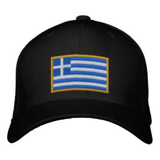 Greece Flag Baseball Cap