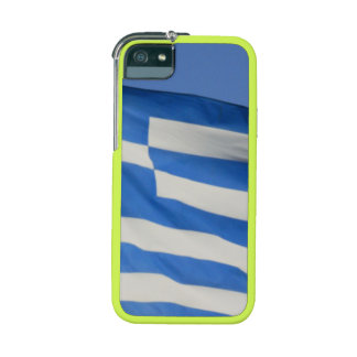 Greece Flag Case For iPhone 5