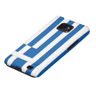 Greece Flag Samsung Galaxy SII Cover