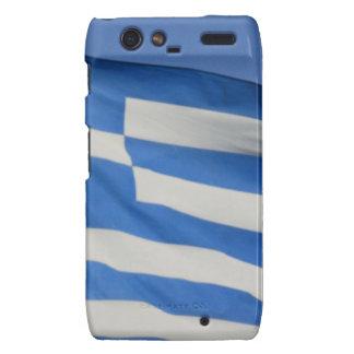 Greece Flag Motorola Droid RAZR Case