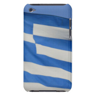 Greece Flag iPod Touch Case-Mate Case