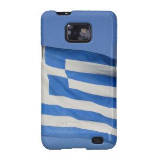 Greece Flag Galaxy SII Covers