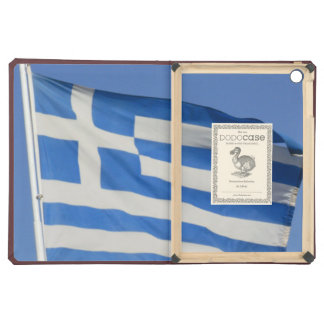 Greece Flag iPad Air Case