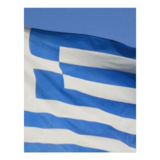 Greece Flag Flyers