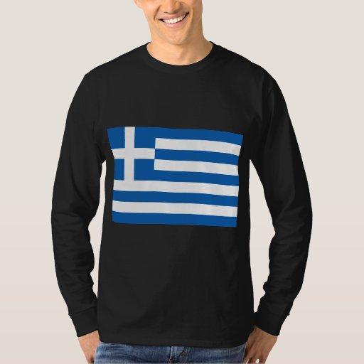 Greece Flag GR T-Shirt