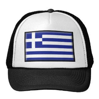 Greece Flag Trucker Hat