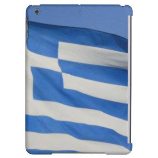 Greece Flag iPad Air Cover